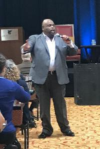 Keynote Session - Dr. Rick Rigsby